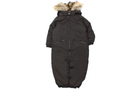 Ver de Terre snowsuit coffee
